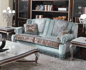 ART. 2980, Klassisches 2-Sitzer-Sofa