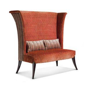 ART. 3326/D, Sofa mit hoher Rückenlehne