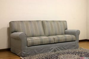 Bingo-Sofa, Sofa aus abnehmbarem Stoff im klassischen Stil