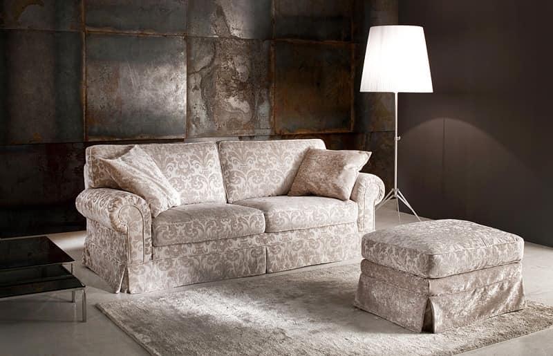 Klassisches Sofa In Nicht Verformbaren Polyurethan Idfdesign