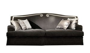 Clementina, Sofa mit traditionellem Design
