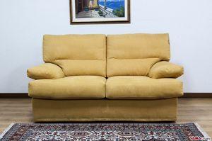 Comodo Sofa, Ein komplett herausnehmbares Sofa mit Gänsedaunenpolster
