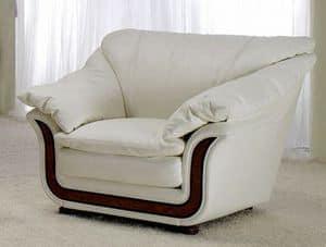 Corniche Sessel, Sehr weicher Sessel mit hohem Komfort