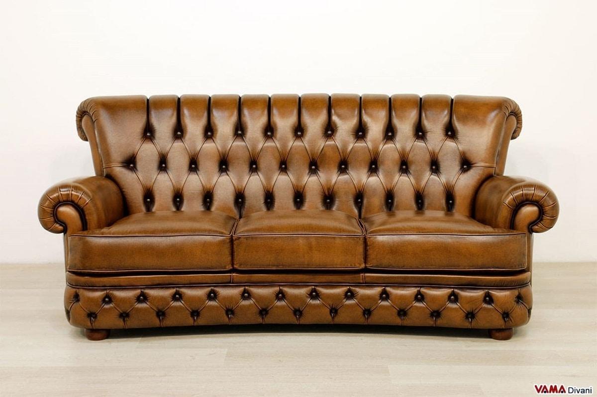 Sofa mit bequemer hoher Rückenlehne