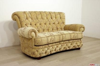 Doge Sofa, Sofa mit bequemer hoher Rückenlehne