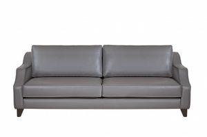 Downtown Sofa, Sofa mit Retro-Design