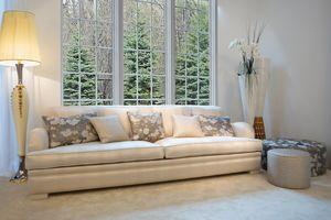 Hermitage, Sofa mit großem und tiefem Sitz