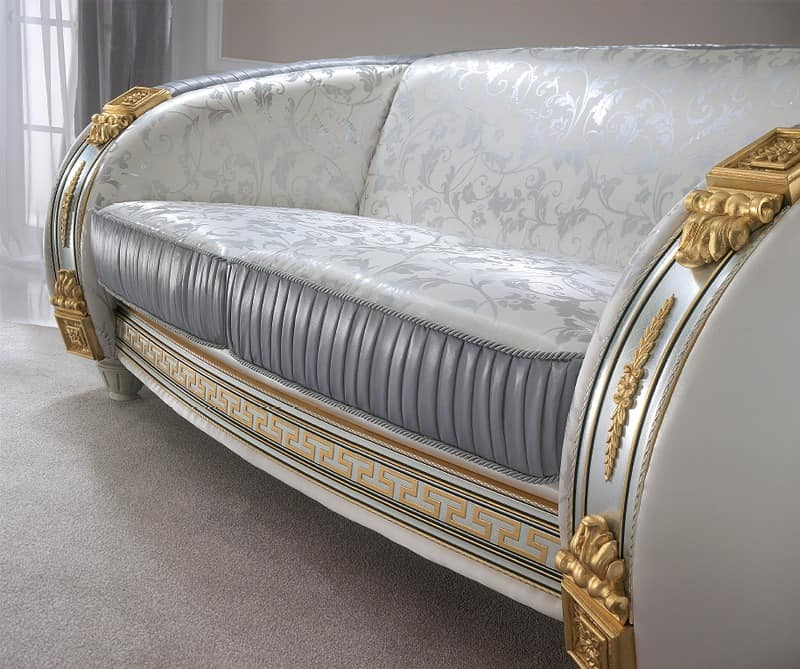 hochwertige klassische sofa anpassbare polsterung in. Black Bedroom Furniture Sets. Home Design Ideas