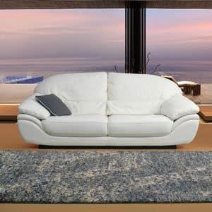 Monaco Sofa, Sofa mit bequemen und attraktiven Sitzen