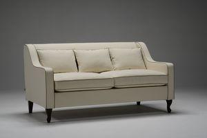 Opera, Klassisches Sofa mit drei Sitzen