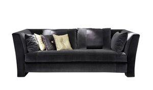 Orlando, Sofa mit hohen Seiten