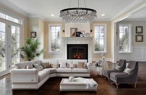 OXFORN modular, Elegantes klassisches modulares Sofa