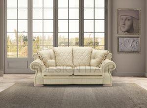 Royal, 2-Sitzer-Sofa im klassischen Stil