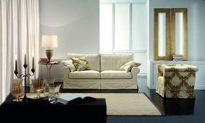 Salome, Sofa mit einem wirklich ergonomischen Komfort