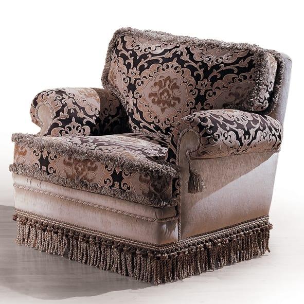 Sofa 4677, Modulares Sofa im klassischen Stil