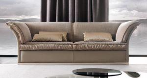 Tiago Art. 691, Sofa mit Retro-Eleganz