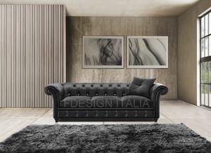 Vip, Klassisches Sofa mit abgerundeten Linien