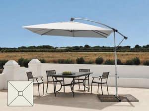 Aluminium Garten Schirm dezentralisierte Arm Garden – GA303UVA, Wasserdichter Regenschirm, mit UV-Schutz