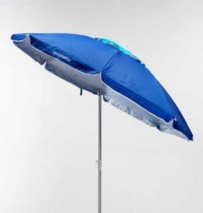Sonnenschirm Corsica – CO200UVA, Strandschirm, wind- und für empfindliche Haut