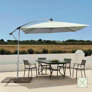 Gartenschirm Garden – GA300UVA-GA303UVA, Sonnenschirm mit UV-Schutz