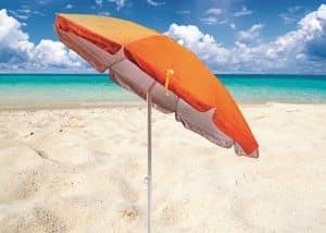 Sonnenschirm mit UV-Schutz Sardegna – SA200UVA, Sonnenschirm mit UVA- und UVB- Schutz für den Strand geeignet