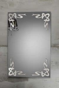 DECO MIRROR, Spiegel mit Dekorationen