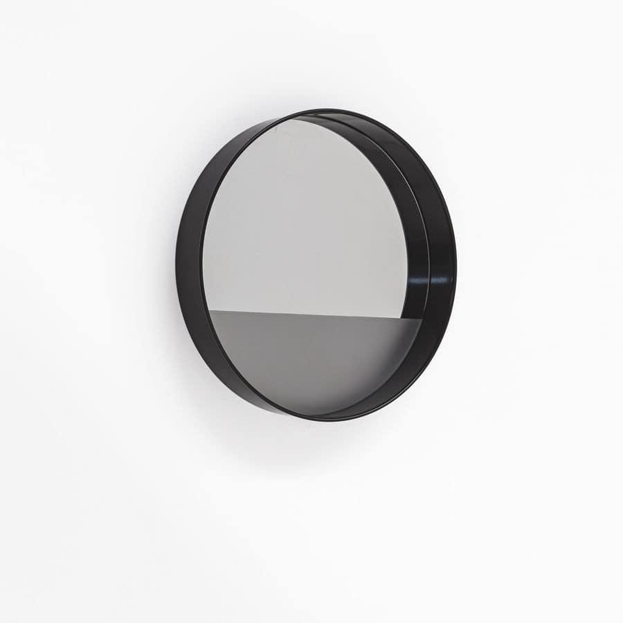 moderne spiegel f r ihr zuhause runden spiegel f r bars und kneipen idfdesign. Black Bedroom Furniture Sets. Home Design Ideas