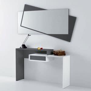 Smart 415, Spiegel mit Verbundrahmen für Hotelhalle