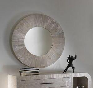 Specchio Kristal, Runder Spiegel im ethnischen Stil