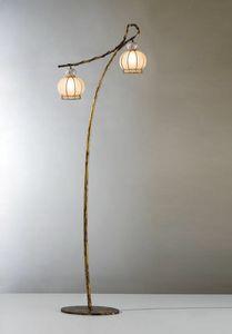 Girasole Vp199-190, Stehlampe mit orientalischem Design