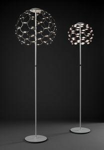 Lamoi, LED Stehleuchte, dimmbar