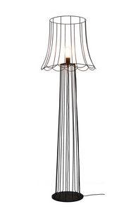 Lucilla H6051VN, Stehleuchte komplett aus Rost Eisen