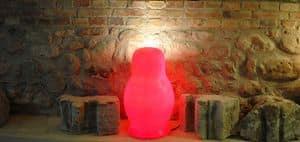 Bild von Osca pot, stehlampe