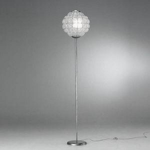 Pouff Rp383-185, Stehlampe mit einem modernen Design