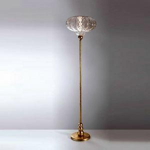 Sultano Mp106-175, Stehlampe mit kronenförmigem Diffusor