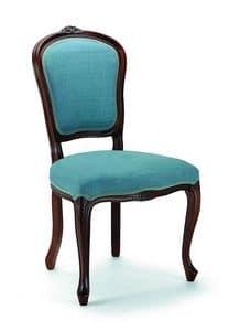 650, Klassischer Stuhl für Zuhause und Restaurants