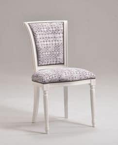KELLY chair 8021S, Klassischen Stil Stuhl ohne Armlehnen, anpassbare