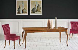 Art. 67, Klassischer Holztisch mit zwei Erweiterungen