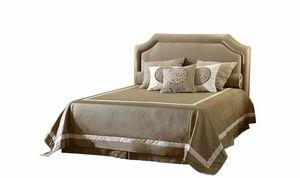 Cosimo, Bett mit abnehmbarer Polsterung