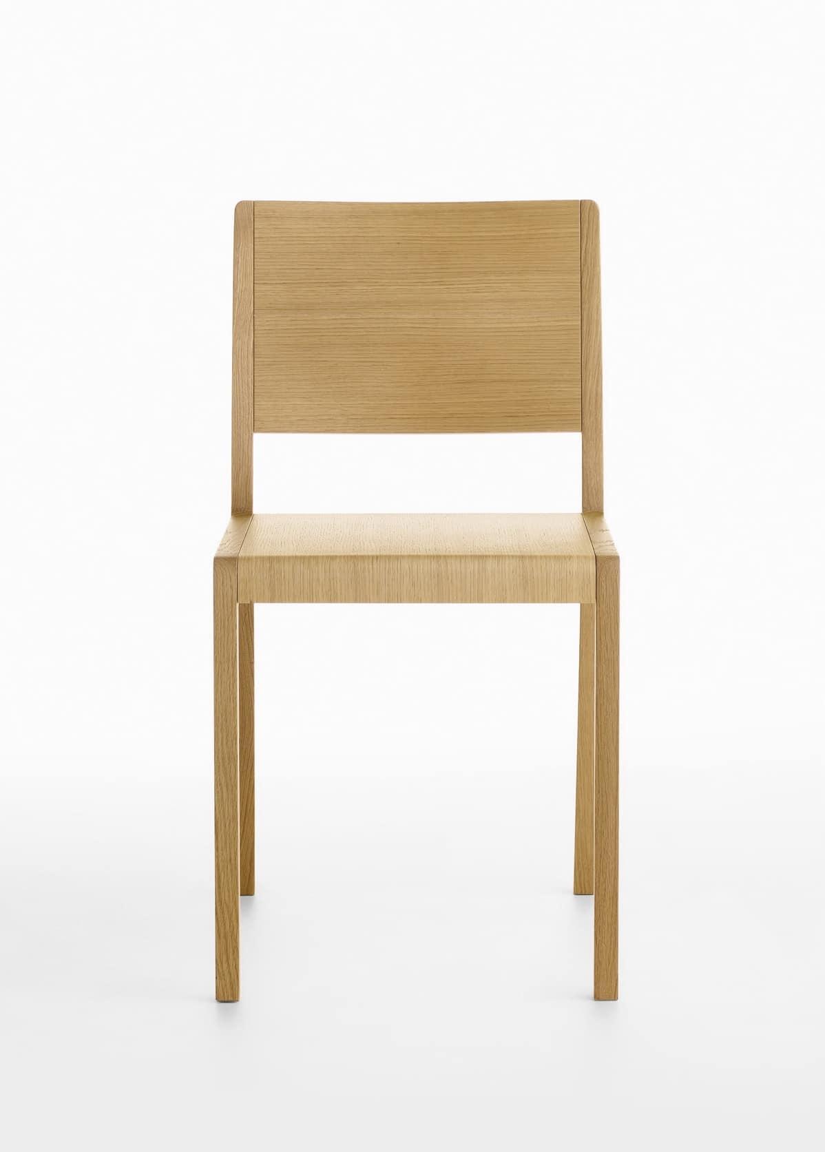 designer stuhl aus massivholz abgerundete kanten idfdesign. Black Bedroom Furniture Sets. Home Design Ideas