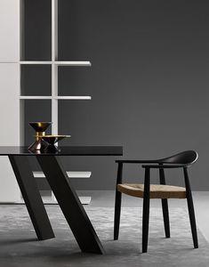 Odyssee, Moderne Sessel mit Sitzfläche für Bars und Wohn- Umgebungen geeignet
