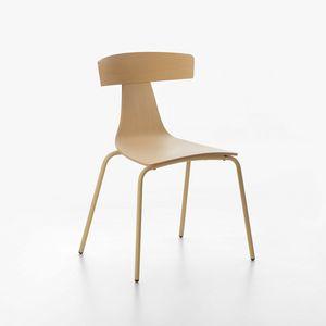 Plank, Stühle