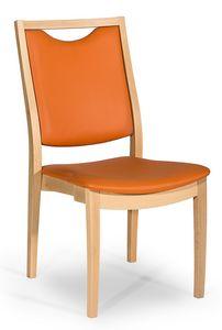 Salus, Stuhl mit Griff, leicht zu bewegen