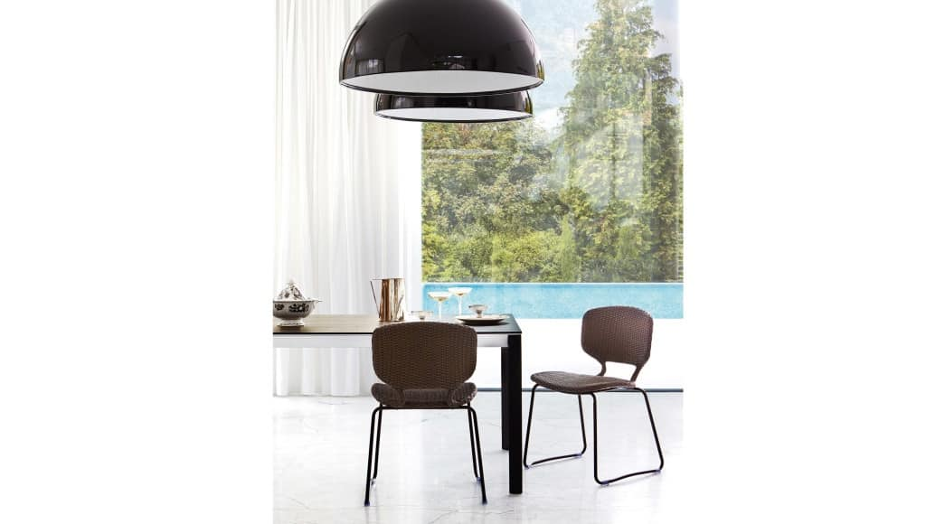 geflochten modernen stuhl geeignet f r den einsatz im. Black Bedroom Furniture Sets. Home Design Ideas
