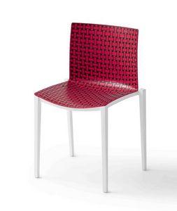 Clipperton Blend, Stapelbarer Stuhl im Freien