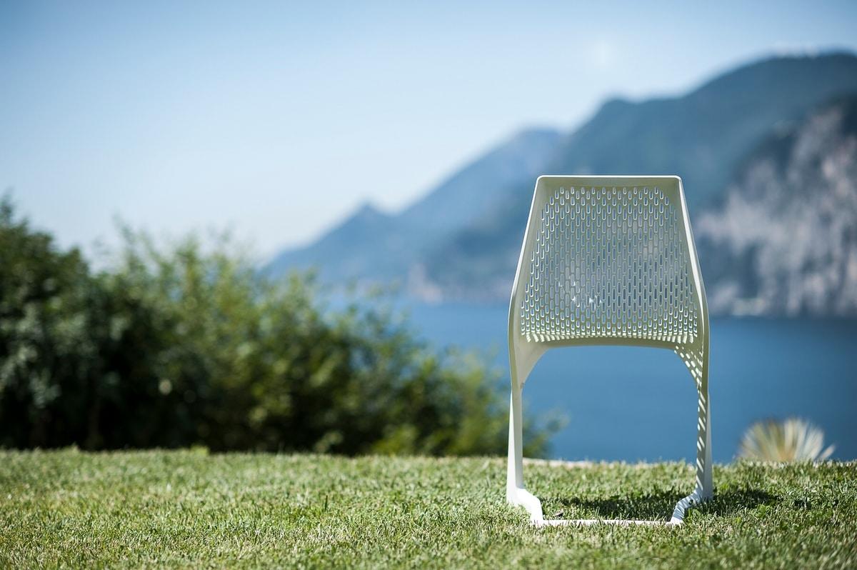 Schlitten Lehrstuhl Für Hohe Design Stapelbar Recyclebar
