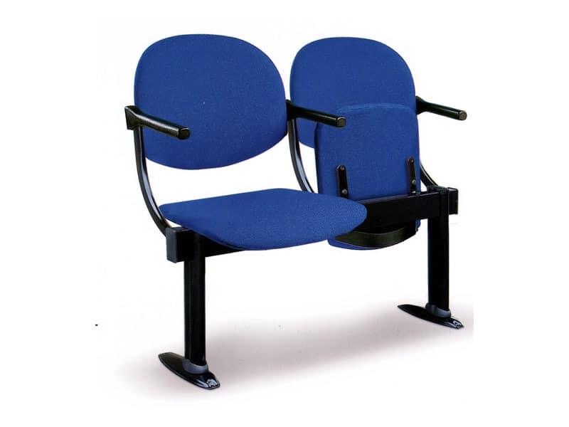 Aura su barra, Gepolsterter Stuhl am Balken für Konferenzräume