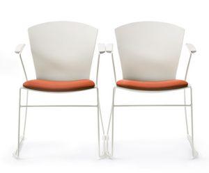 Carina Skid, Aufsteckbarer Stuhl für Konferenzräume