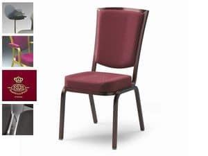 Como 65/2, Feuerbeständige Stuhl für Konferenzen und Tagungen, anpassbare