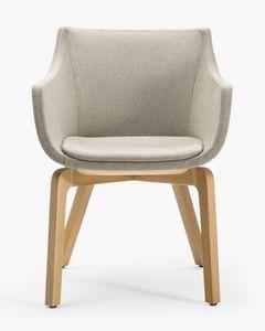 Day&Night Pad, Stuhl für Wartezimmer und Besprechungen